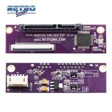 RetroScaler Tím Adapter SATA Nâng Cấp Ban Cho PS2 IDE Ban Đầu Mạng