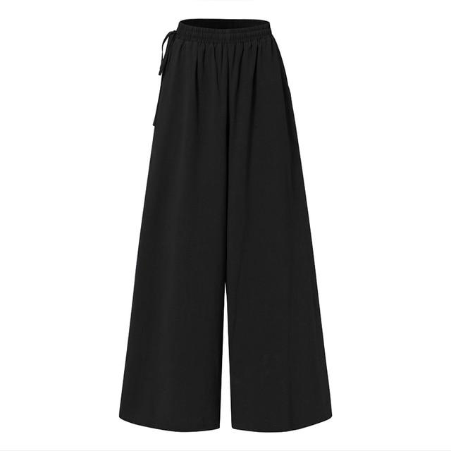 Vintage Cotton Trousers 5