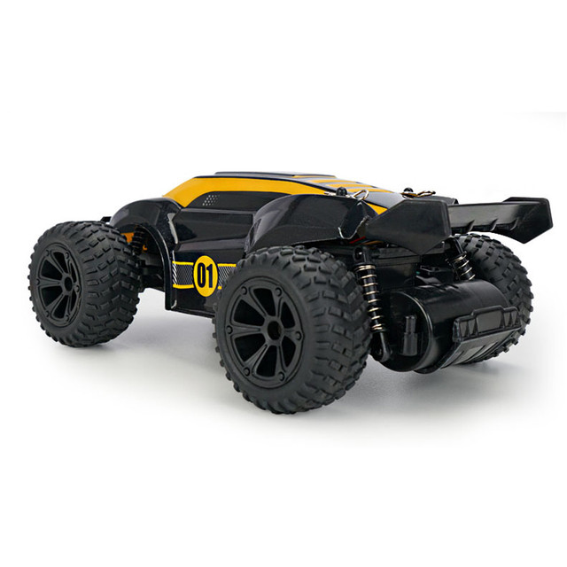 JJRC-Q88 4WD RC Car 1:22 15km/h High-speed Racing 2.4G Off-road Outdoor Remote Control Car Climbing Car Children Toy With Light 2