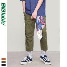 2019 Pantalones Hombre Streetwear Cargo Cargo