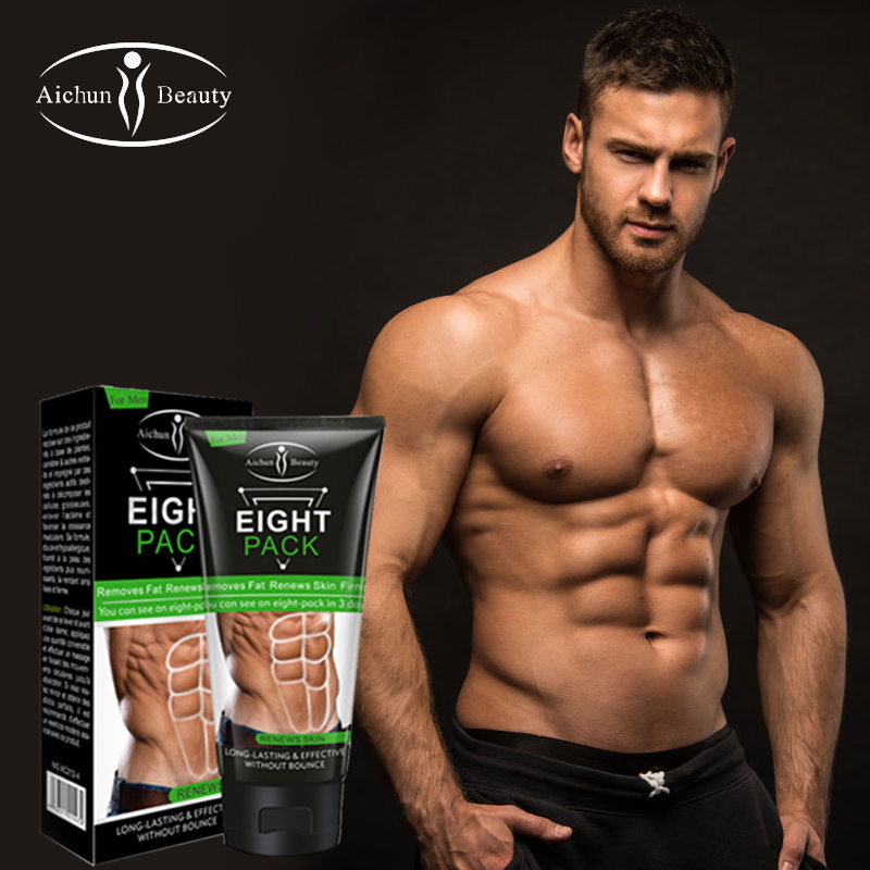 Aichun Powerful Abdominal Muscle Cream Six-pack Abs Male Shaping Cream Abdominal Muscle Strengthening Decompose Fat