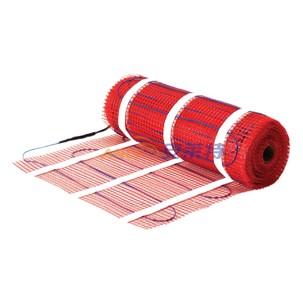 15m2 UnderFloor Heating Mat For Indoor House Warming 220V 150W/M2  With Choice Thermostat