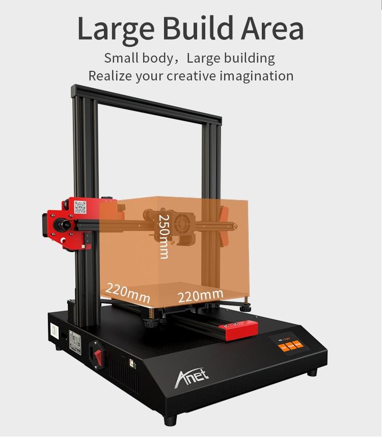 Anet ET4 3D Printer (16)