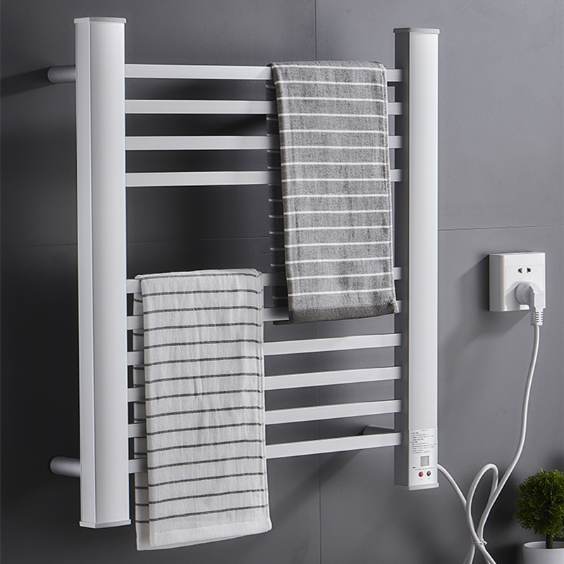 Electric Towel Rack Household Drying Rack Intelligent Constant Temperature Electric Heating Towel Rack Toilet Towel Rack
