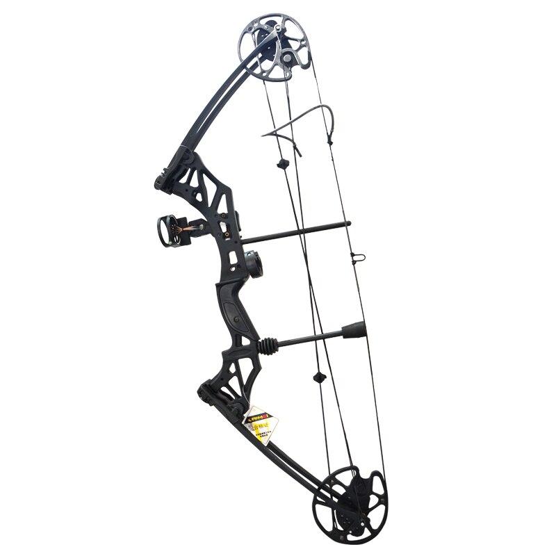 1 Набор для стрельбы из лука 30-70 фунтов комбинированный лук IBO 320 fps для рыбной ловли открытый охотничий лук 16-31 дюймов спортивный лук и Стрела