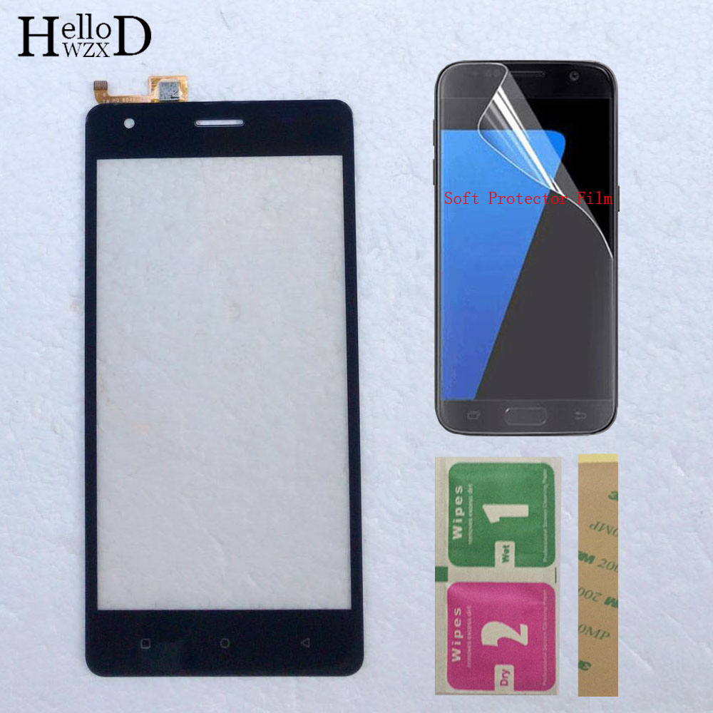 5.0'' Phone Touch Screen For JUST5 Freedom M303 Touch Screen Digitizer Repair Part Tape Protector Film(China)