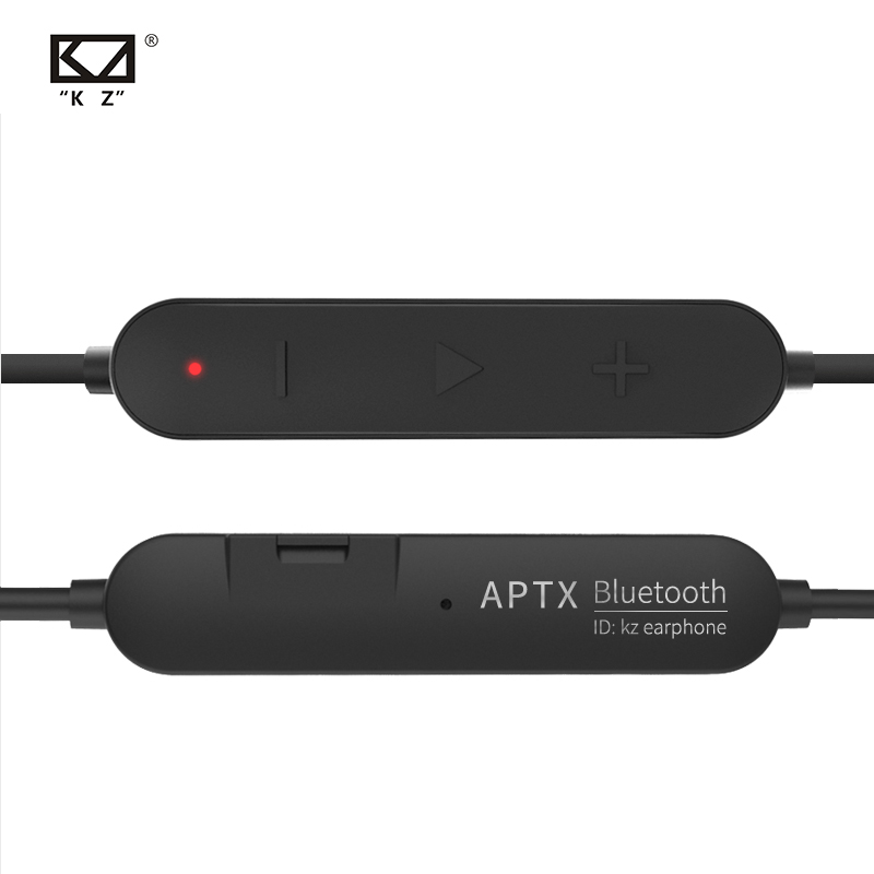 AK KZ Wireless Bluetooth Cable Upgrade Module Wire With 2PIN/MMCX Connector For KZ ZS10 PRO/ZS6/AS12/ZST/ZS7/AS16/AS10/ZSN/ZSX