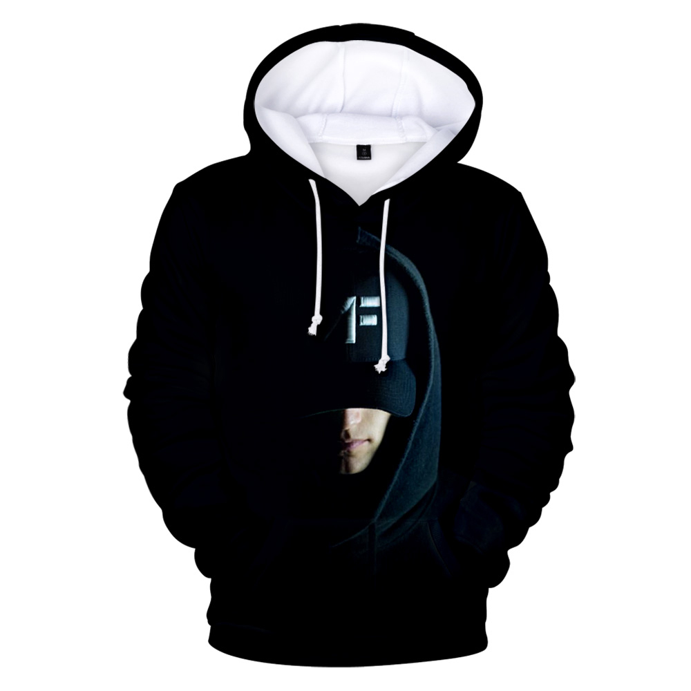 NF 3D Print Fashion Casual Sweatshirts Hoodie  4