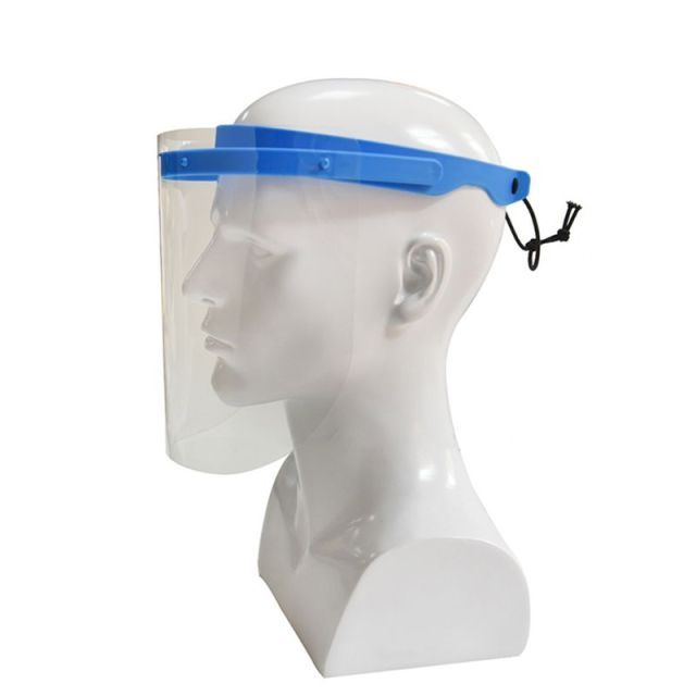Anti-Droplet Saliva Flip-up Empty Top Hat Mask Safety Face Protection Proof UV Protection 2