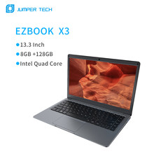 Jumper EZbook X3 Intel Celeron Quad Core 8GB 128GB Notebook Win 10 Laptop 13.3 Inch 1920*1080 IPS Screen 2.4G/5G WiFi Computer