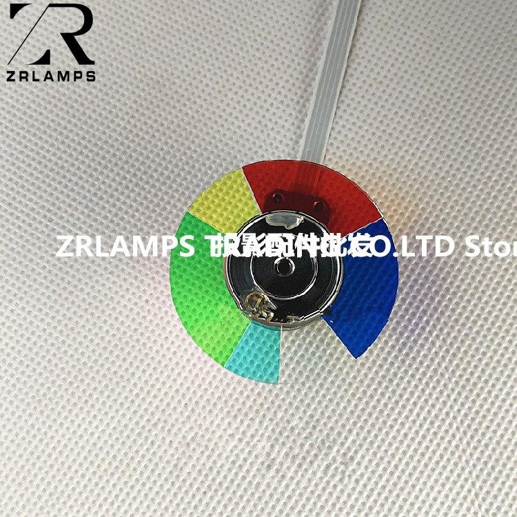 Оригинальное Новое цветное колесо проектора для проекторов DS317 W3015 T766ST D742ST