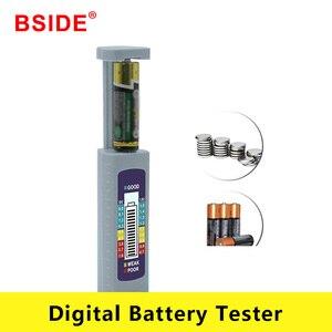 Тестер емкости аккумуляторов AA/AAA/1,5 в, 9 в