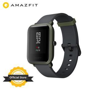 Склад в России Multi Language Amazfit Bip Smart Watch GPS Glonass Smartwatch Smart-watch Watch 45 Days Standby for Phone iOS