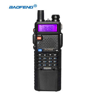 baofeng 5r walkie talkie 5w two way radio cb radio VHF UHF baofeng walkie talkie ham radio Dual Band FM Transceiver Amateur - DISCOUNT ITEM  50 OFF Cellphones & Telecommunications