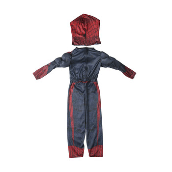 Spiderman Costume Movie Homecoming with Muscles for Kids 2