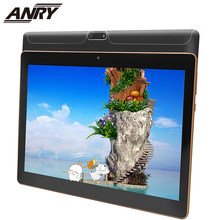 Anry AN65 Nirkabel Bluetooth Keyboard Tablet 10 Inch 4 GB RAM 64GB ROM Portablet 7.0 Phablet 4G panggilan Telepon Tablet(China)