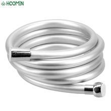 1.2/1.5/2m PVC Handheld Shower Hose GI/2 Universal Interface High Pressure Thickening Flexible Anti Winding Shower Hose