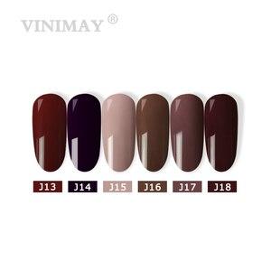 Image 3 - VINIMAY Gel Nail Polish vernis semi permanant UV Soak Off Gelpolish Nail Art Gel Polish Primer Manicure Nails Gel Lacque