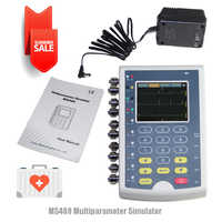 Contec Manufacturer shipping, MS400 Multi Parameter Patient Simulator ECG IBP Temperature Patient Simulator