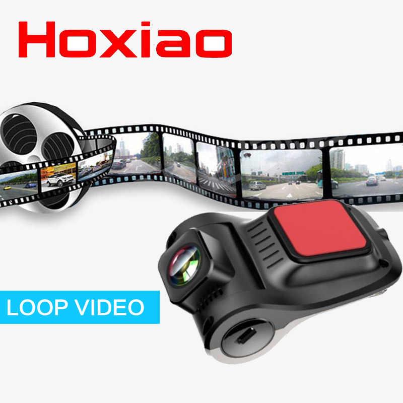 Xe Ô Tô Đầu Ghi Hình Camera Kết Nối USB Xe HD 1280*720 P Dvrs Dành Cho Hệ Điều Hành Android Hệ Thống Mini Lái Xe Đầu Ghi camera