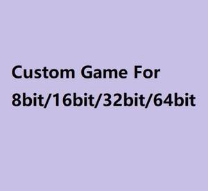 Image 1 - Süper özel oyun kartuşu için MD ve 72 pins N8 oyun konsolu 64 Bit oyun konsolu