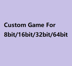 Super Custom Game Cartridge Voor Md En 72 Pins N8 Game Console 64 Bit Game Console-in Vervangende onderdelen en toebehoren van Consumentenelektronica op