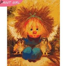 Sunshine angel diy Рисование по номерам современные картины