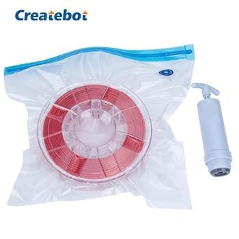Filament Storage, Filament Safekeeping, Humidity Resistant, Vacuum Sealing Bags that Keep Filament Dry