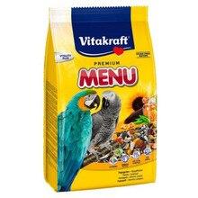 Корм Vitakraft для попугаев крупных пород, 1 кг