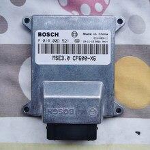 Original nova placa do computador motor ecu f01r00d521 mse3.0 CF600-X6 f01rb0d521 para cfmoto barco a motor