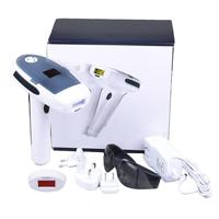 Lescolton 2in1 200000 pulsed IPL Laser Hair Removal Device Permanent Hair Removal IPL laser Epilator Armpit Hair Removal machine