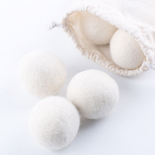 Balls Clothes-Accessories Softener-Drying-Balls Washing-Machine Wool-Dryer Reusable Natural