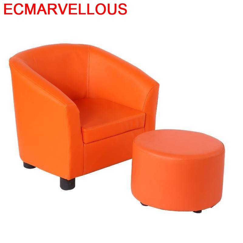 Dormitorio Infantiles Canape Divan Recamara Seat Princess Small Kids Chair Infantil Baby Chambre Enfant Children Children's Sofa