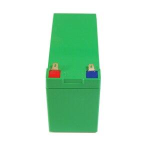 Image 4 - 12V 10AH/15Ah Pin Li ion Hộp 18650 Pin Lithium Kích Thước Vỏ L150 * W65 * H94mm Nhựa ABS ốp Lưng