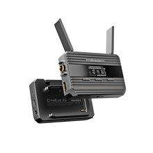 Accsoon CineEye 2s kablosuz Video İletim sistemi SDI HDMI çift arabirim görüntü kablosuz Video verici alıcısı pk holl