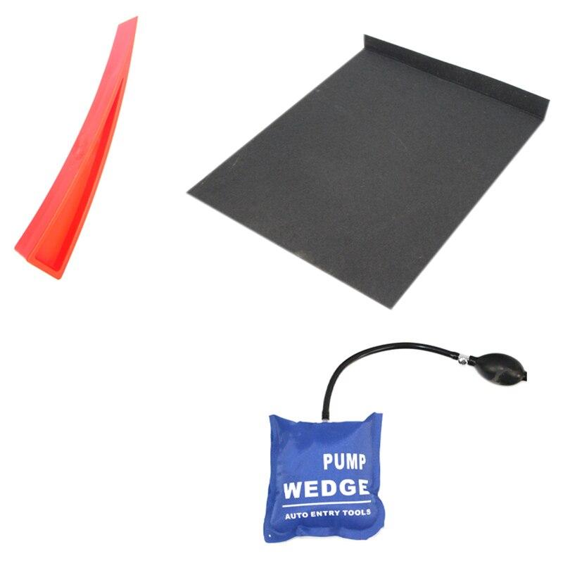 3Pcs Dent Repair Tools Car Window Protector Window Guard Dent Removal Tools Depression Repair Aid