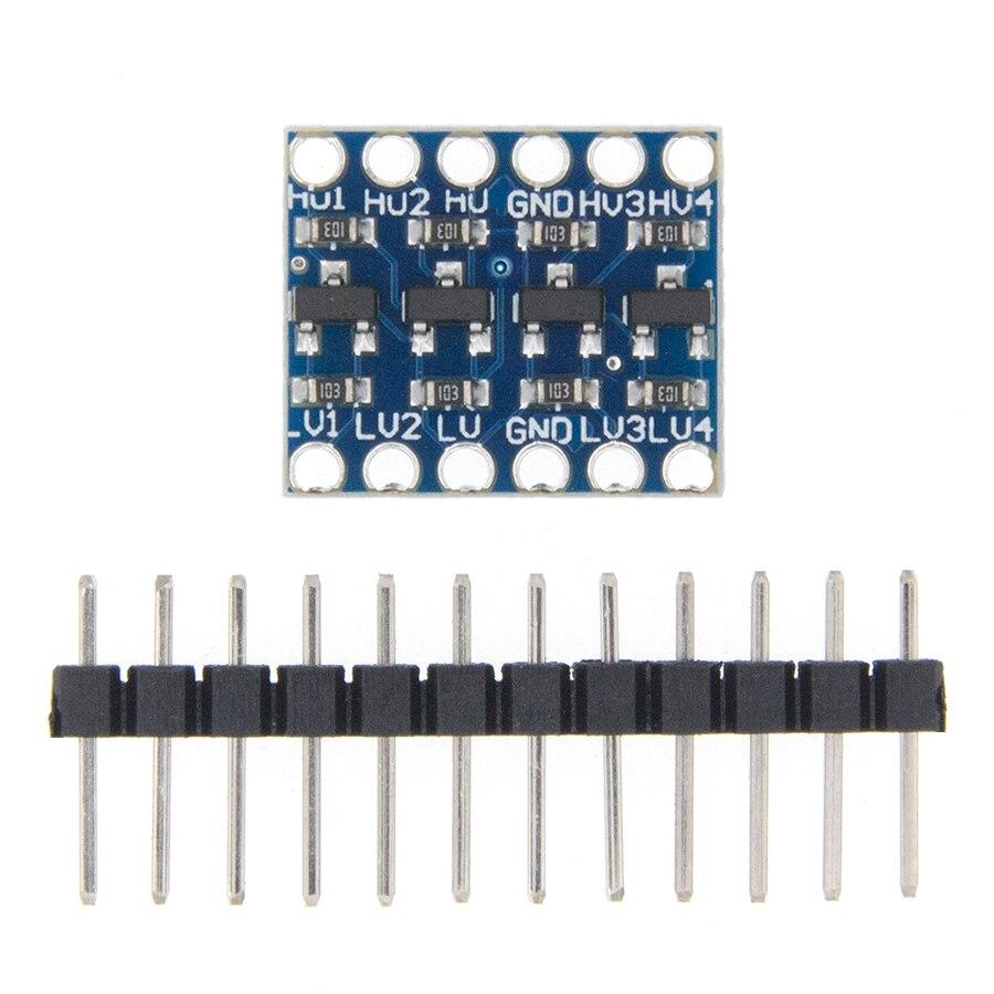 8 canaux 10pcs 8-Bit niveau logique Bi-directional converter Module TXB0108