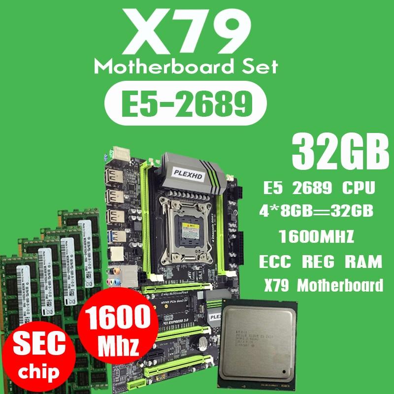 H189b2d11a08c4bb8a8048969c18cb78dX Intel Xeon E5 2689 LGA 2011 2.6GHz 8 Core 16 Threads CPU Processor E5-2689 hay vender E5 2690 CPU