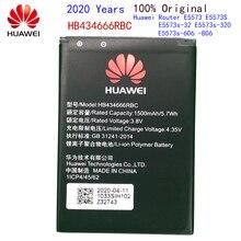 NEW Huawei HB434666RBC phone battery For Huawei E5573 E5573S E5573s 32 E5573s 320 E5573s 606 E5573s 806 router battery