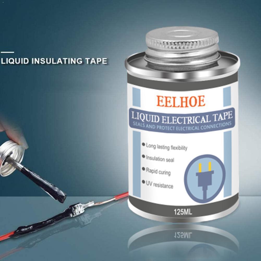 125 мл жидкости изоляционная электрическая лента трубка паста Анти-УФ сухой Водонепроницаемый быстро изоляции электронный исправить уплотн...