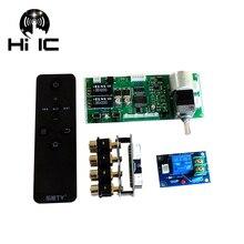 HiFi جهاز التحكم عن بعد ضبط مستوى الصوت مجلس مكبر للصوت Preamp الجهد يضبط حجم الصوت التبديل إشارة محدد