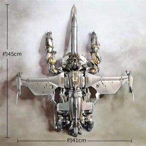 Image 2 - التحول روبوت MW 36 سنتيمتر T 08 T08 Galvatron وضع الطائرة فيلم KO MPM 08 MPM08 المدخن النهاية نسخة ألعاب شخصيات الحركة