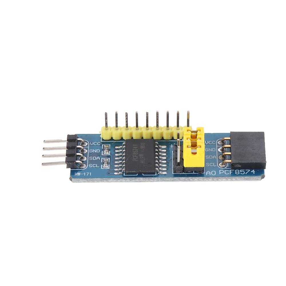 PCF8574 I2C Interface 8-bit IO Expansion Board I/O Expander I2C-Bus Evaluation Development Module