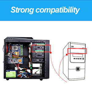 Image 5 - Bevigac 5.25inch to 3.5inch 2.5inch HDD SSD Hard Disk Drive Mounting Adapter Holder Converter Tray Bracket Internal Accessories