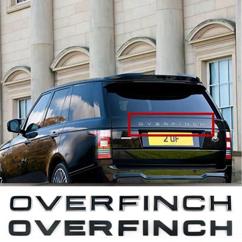 Parrilla Frontal Para L405 Range Rover Vogue 2018 SV autobiografía SVA Negro Plata