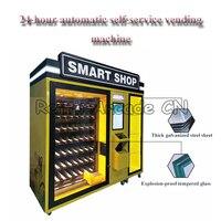 Unmanned Store 24 hour Automatic Self Service Vending Machine Put Beverage Cigarettes Condom Snacks 456pcs Capacity Quick Return