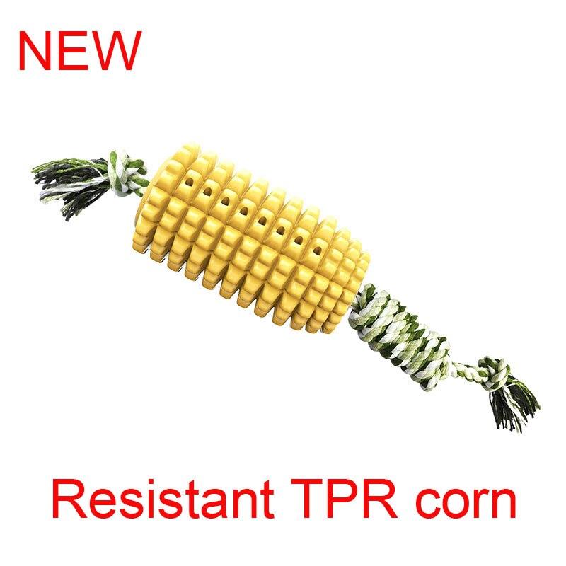 Resistant TPR corn