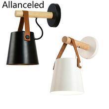 Светодиодный настенный светильник деревянные настенные светильники