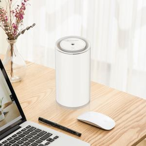 Image 3 - Blitzwolf BW FUN2 Smart Touch Control DC 5V 2W 400mL Ultrasonic Humidifier Desktop USB Air Purifier Mist Diffuser with LED Light