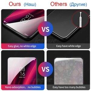 Image 3 - Verre trempé 6D pour Xiaomi Mi 10t Pro 9 Mi9 A2 Lite Play mix 2s 3 Poco X3 C3 Redmi 9c Note 8 9 Pro 7 8t protecteur décran en verre